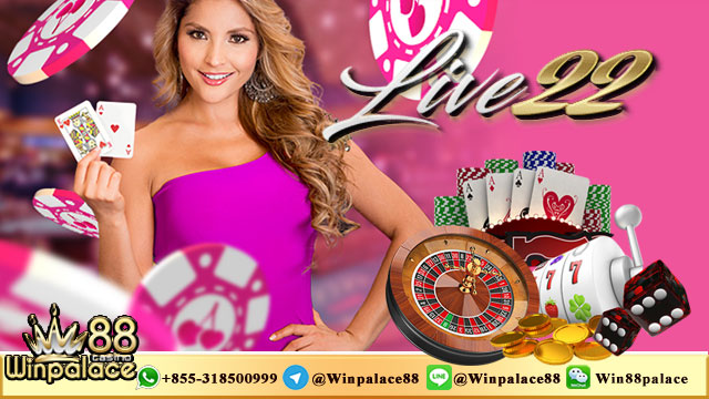 Daftar Akun Live22 | Register Slot Live22